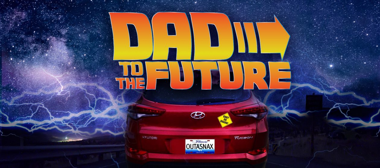 Dad to the Future